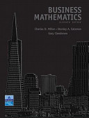 Business Mathematics Value Pack  includes MyMathLab MyStatLab Student Access  Student s Solutions Manual for Business Mathematics  PDF