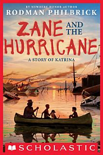 Zane and the Hurricane Book