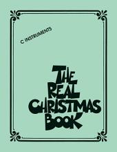 The Real Christmas Book (Songbook): C Edition