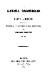 La divina commedia: Volume 3