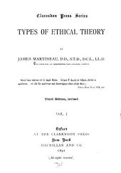 Types of Ethical Theory: Volumes 1-2