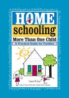 Homeschooling More Than One Child PDF