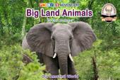 Big Land Animals