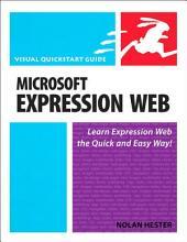 Microsoft Expression Web: Visual QuickStart Guide