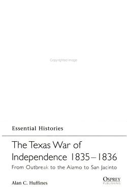 The Texas War of Independence 1835   36 PDF