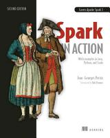 Spark in Action  Second Edition PDF