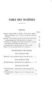 Bulletin de la Société d'histoire naturelle de Toulouse: Volume24