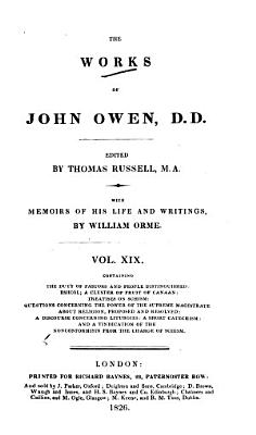 The Works of John Owen