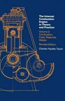 The Internal combustion Engine in Theory and Practice  Combustion  fuels  materials  design PDF