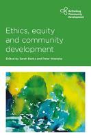 Ethics  equity and community development PDF