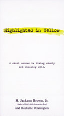 Highlighted in Yellow
