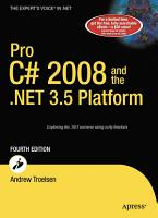 Pro C  2008 and the  NET 3 5 Platform PDF
