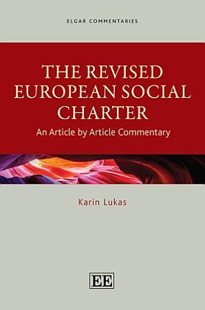 The Revised European Social Charter PDF