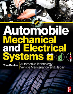 Automobile Mechanical and Electrical Systems PDF