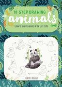 Ten Step Drawing  Animals PDF