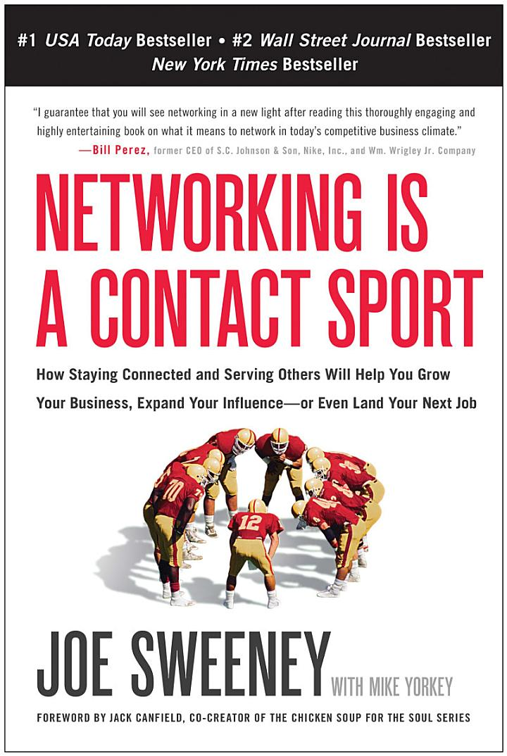 Networking Is a Contact Sport