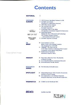 Euro Abstracts PDF