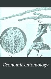 Economic Entomology: Pamphlets, Volume 28