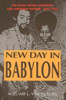 New Day in Babylon PDF