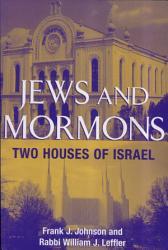 Jews and Mormons PDF