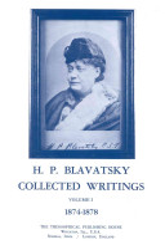 Collected Writings of H. P. Blavatsky, Vol. 1