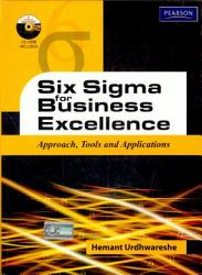 Six Sigma For Business Excellence Approach Tools And Applications Book PDF