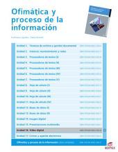 Vídeo digital (Ofimática y proceso de la información)