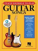 Teach Yourself to Play Sweet Home Alabama & 9 More Rock Classics