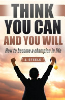 Think You Can and You Will PDF