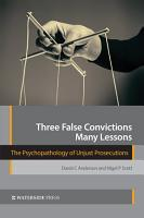 Three False Convictions  Many Lessons PDF