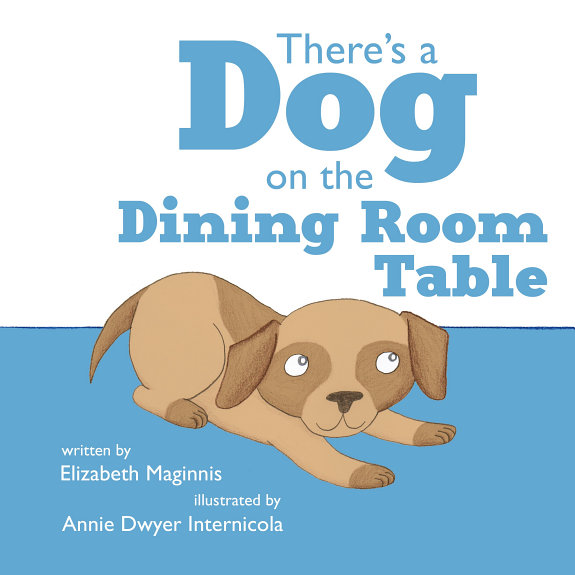 Theres A Dog On The Dining Room Table