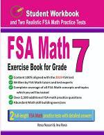 FSA Math Exercise Book for Grade 7