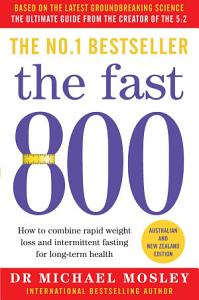 The Fast 800  Australian and New Zealand edition Book