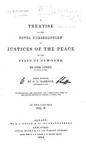 A Treatise on the Civil Jurisdiction of Justices of the Peace in the State of New-York: Part 2