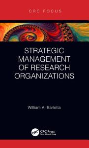 Strategic Management of Research Organizations PDF
