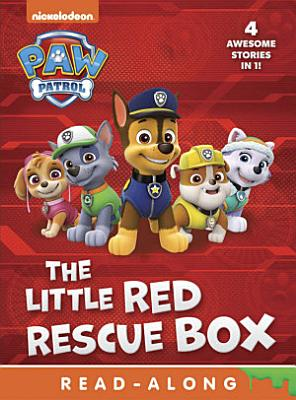 The Little Red Rescue Box  PAW Patrol