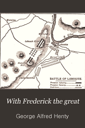 With Frederick the Great: A Story of the Seven Years' War