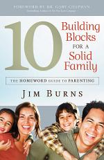 10 Building Blocks for a Solid Family