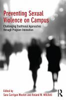 Preventing Sexual Violence on Campus PDF