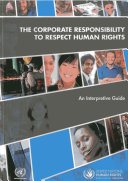 Download The Corporate Responsibility to Respect Human Rights Book