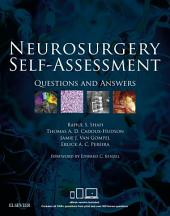Neurosurgery Self-Assessment E-Book: Questions and Answers