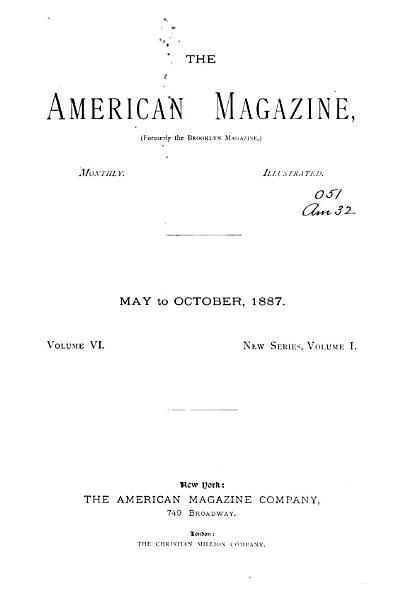 Download The American Magazine Book