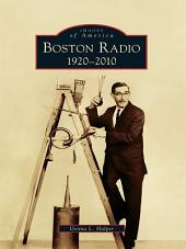 Boston Radio: 1920–2010