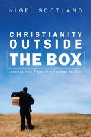 Christianity Outside the Box PDF