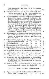 Calcutta Review: Volumes 34-35