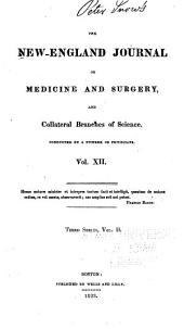 The New England Journal of Medicine and Surgery: Volume 12