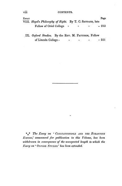 Download Oxford Essays Book