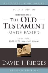 The Old Testament Made Easier, Part 2