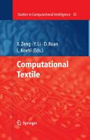 Computational Textile PDF