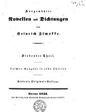 Ausgewählte Novellen und Dichtungen: Band 7